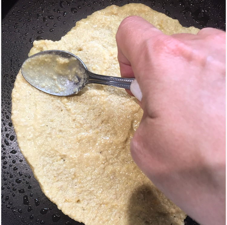 crepe-in-pan