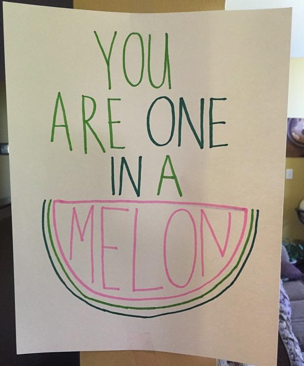 melon-sign